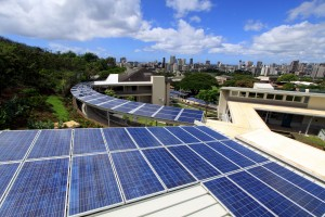 Island Pacific Energy Punahou School's Seven Photovoltaic Systems