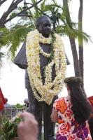 Parade Statue